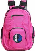 Dallas Mavericks 19 Laptop Backpack - Pink