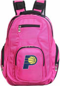Indiana Pacers 19 Laptop Backpack - Pink