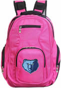 Memphis Grizzlies 19 Laptop Backpack - Pink