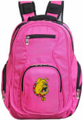 Ferris State Bulldogs 19 Laptop Backpack - Pink