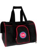 Detroit Pistons Black 16 Pet Carrier Luggage