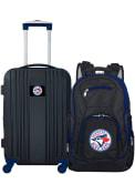Toronto Blue Jays Black 2-Piece Set Luggage