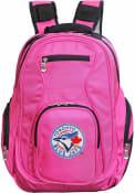 Toronto Blue Jays 19 Laptop Backpack - Pink