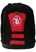 South Dakota Coyotes 18 Tool Backpack - Red