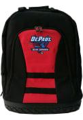 DePaul Blue Demons 18 Tool Backpack - Red