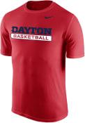 Nike Dayton Flyers Red Legend Tee