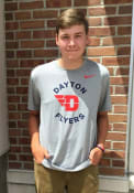 Nike Dayton Flyers Grey Legend Lift Tee