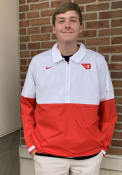 Nike Dayton Flyers White Coach Light Weight Jacket