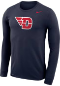 Dayton Flyers Nike Legend T-Shirt - Navy Blue