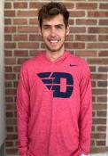 Dayton Flyers Nike Core T Shirt - Red