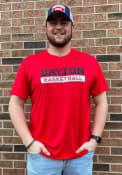 Dayton Flyers Nike Legend T Shirt - Red