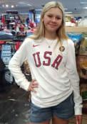 Team USA Nike Block T Shirt - White