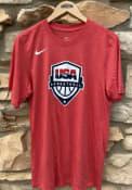Team USA Nike Crest Fashion T Shirt - Red