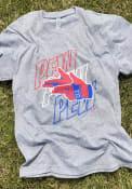 Cleveland BreakingT Finger Guns Fashion T Shirt - Grey