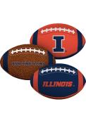 Illinois Fighting Illini Third Down Softee Softee Ball