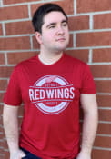Detroit Red Wings Levelwear Anchor T Shirt - Red