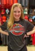 Chicago Blackhawks Levelwear Anchor T Shirt - Black