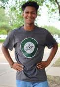 Dallas Stars Levelwear Richmond Bullseye T Shirt - Grey