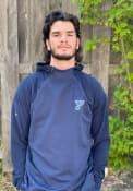 St Louis Blues Levelwear Ascent Insignia Hood - Navy Blue