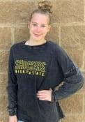 Wichita State Shockers Womens College Grey LS Tee