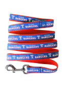 Texas Rangers Team Logo Pet Leash