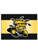 Wichita State Shockers team logo on the outside with a blank card inside Card