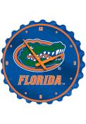 Florida Gators Bottle Cap Wall Clock