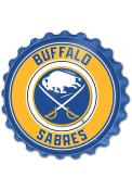 Buffalo Sabres Bottle Cap Sign