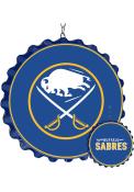 Buffalo Sabres Bottle Cap Dangler Sign