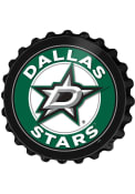 Dallas Stars Bottle Cap Sign