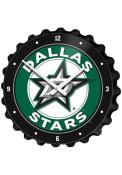 Dallas Stars Bottle Cap Wall Clock