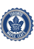 Toronto Maple Leafs Bottle Cap Sign