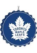 Toronto Maple Leafs Bottle Cap Dangler Sign