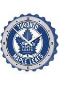 Toronto Maple Leafs Bottle Cap Wall Clock