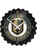 Vegas Golden Knights Bottle Cap Wall Clock