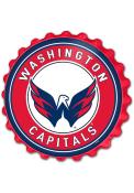 Washington Capitals Bottle Cap Sign