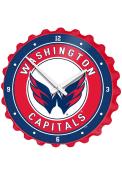 Washington Capitals Bottle Cap Wall Clock