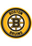 Boston Bruins Modern Disc Sign