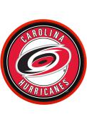 Carolina Hurricanes Modern Disc Sign