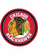 Chicago Blackhawks Modern Disc Sign