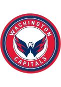 Washington Capitals Modern Disc Sign
