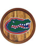 Florida Gators Faux Barrel Top Sign