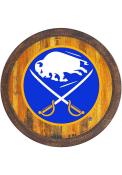 Buffalo Sabres Faux Barrel Top Sign