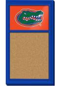 Florida Gators Cork Noteboard Sign