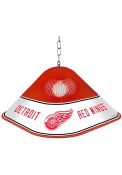 Detroit Red Wings Game Table Light Pool Table