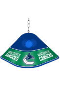 Vancouver Canucks Game Table Light Pool Table