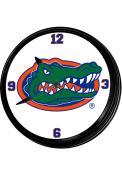 Florida Gators Retro Lighted Wall Clock