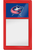 Columbus Blue Jackets Dry Erase Noteboard Sign