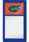 Florida Gators Dry Erase Noteboard Sign