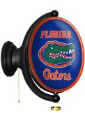 Florida Gators Oval Rotating Lighted Sign